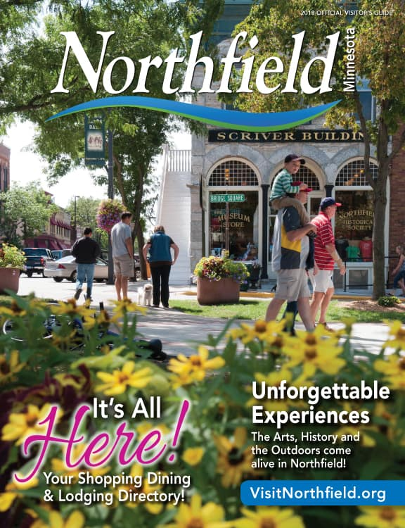 Northfield 2018 Visitors Guide
