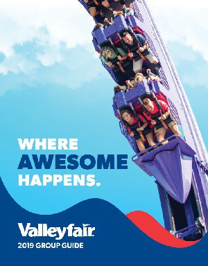Valleyfair 2019 Group Sales