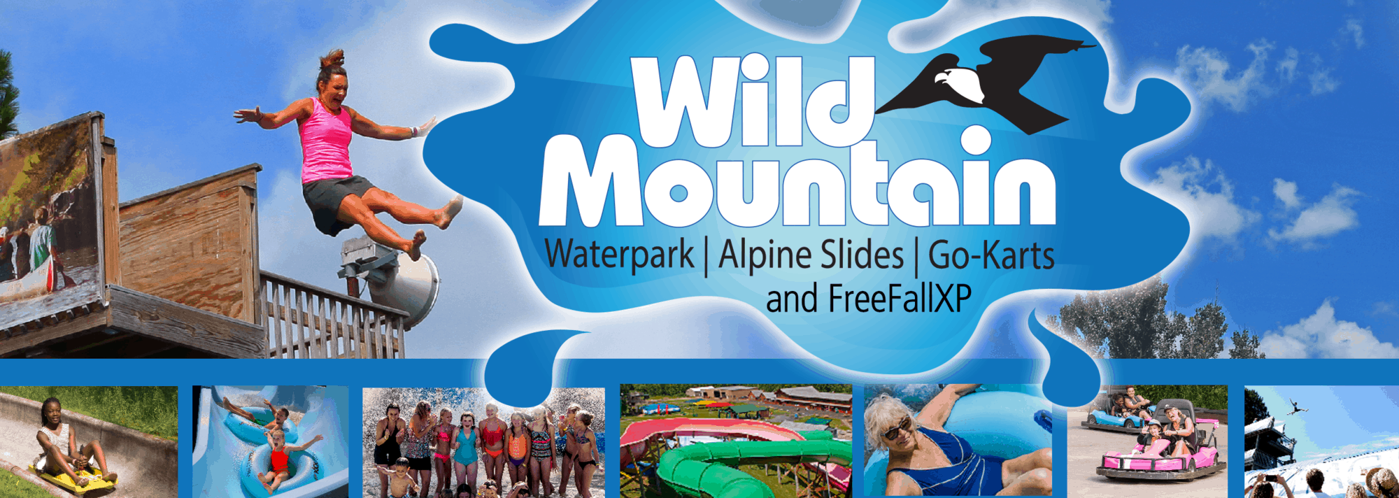 Wild Mountain Recreation Summer