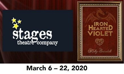 STAGES THEATER COMPANY Now Playing | Iron Hearted Violet