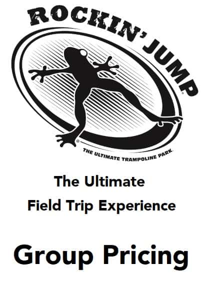 Rockin' Jump Group Pricing