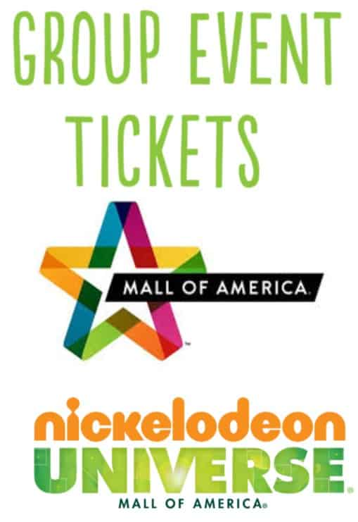 Mall of America 2019 Group Rates