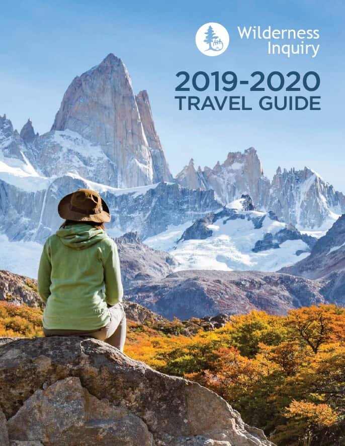Wilderness Inquiry 2019-20 Travel Guide