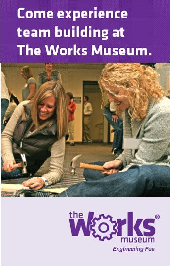 The Works Museum Team Building