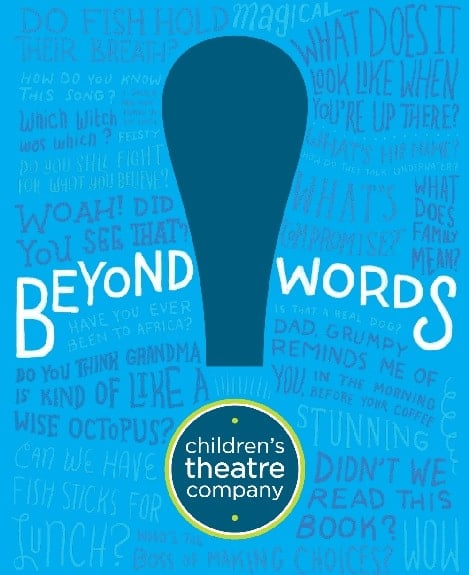 Children's Theatre Company Season Brochure