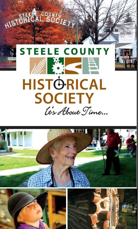 Steele County Historical Society Visitor Information