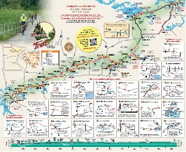 Iron Range 2019 Mesabi Trail Map