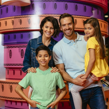 CRAYOLA EXPERIENCE | Get discounted tickets at Crayola Experience for your employees!