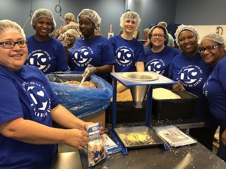FEED MY STARVING CHILDREN | Designate FMSC in your workplace giving campaign