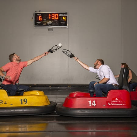 WHIRLYBALL TWIN CITIES | Make your next outing epic!