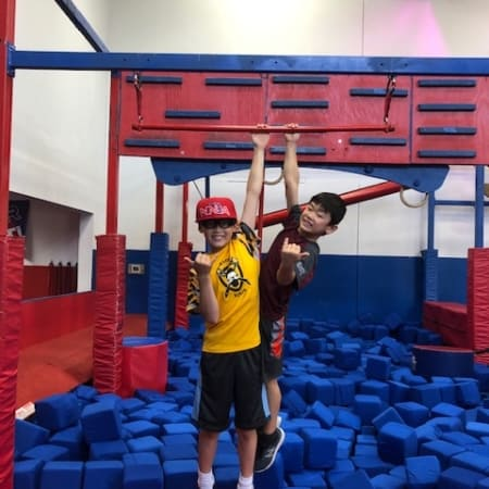 CONQUER NINJA GYMS | Conquer Ninja Events - For ALL Ages!
