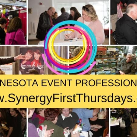 SYNERGY FIRST THURSDAY | December 5th - Synergy First Thursday The Happy Hour Social for Event Professionals