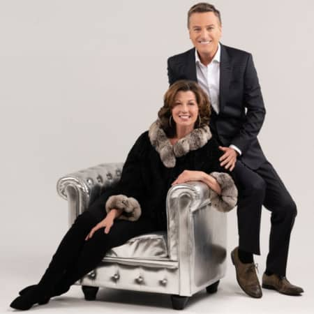 TARGET CENTER | AMY GRANT & MICHAEL W. SMITH CHRISTMAS with Special Guest MARC MARTEL