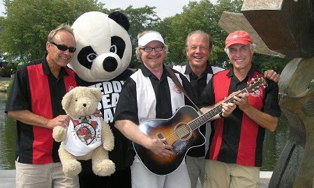 TEDDY BEAR BAND | Mr Rogers Approved!