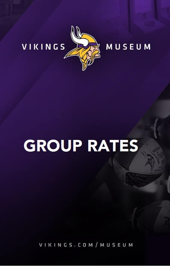Viking Museum Group Rates Flyer