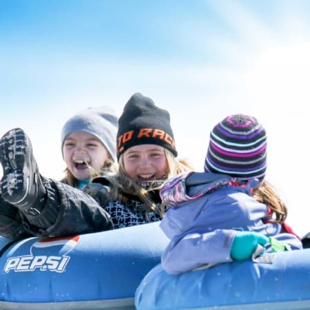 WILD CHUTES SNOW TUBING | Corporate Events At Wild Chutes Snow Tubing