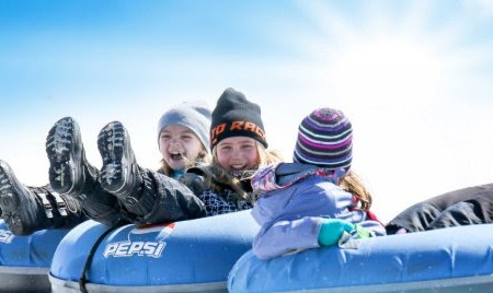 WILD CHUTES | Corporate Events at Wild Chutes Snow Tubing