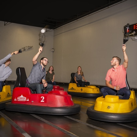 WHIRLYBALL TWIN CITIES | Tired of Boring Corporate events?