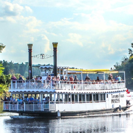 TAYLORS FALLS SCENIC BOAT TOURS | Excursions On The St. Croix River