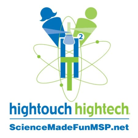 HIGH TOUCH HIGH TECH | Online STEM-Guided Learning... At Home!