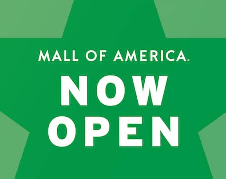 MALL OF AMERICA | WELCOME BACK, We've Missed You!