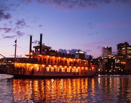 PADELFORD RIVERBOATS | Enjoy a Cruise on the Mighty Mississippi