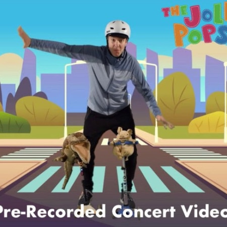 THE JOLLY POPS | MN Library Concert Video