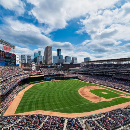 TARGET FIELD EVENTS | Make your next event a Grandslam!