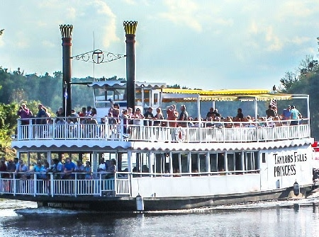 TAYLORS FALLS SCENIC BOAT TOURS | Excursions on the St Croix River