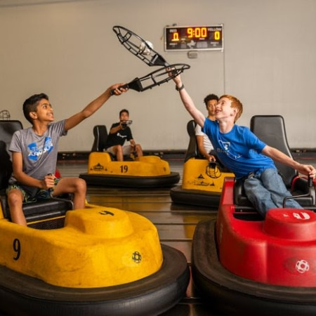 WHIRLYBALL TWIN CITIES | WhirlyBall is OPEN for Safe Summer Fun!
