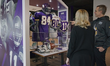 VIKINGS MUSEUM | Football is back and so are we!