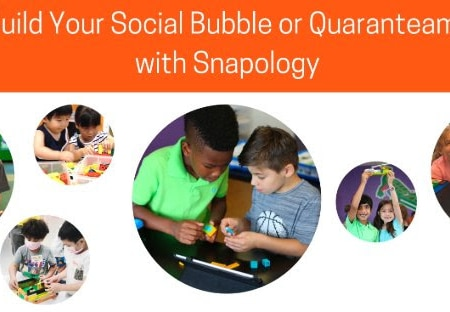 SNAPOLOGY | Virtual or In-Person Learning Pods For Your Kids!