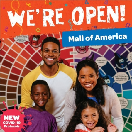 CRAYOLA EXPERIENCE MALL OF AMERICA | Now Open!