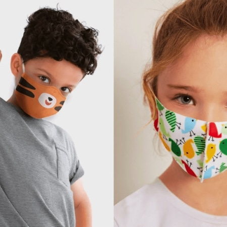 LOVE YOUR FAMILY & THOSE AROUND YOU...  DIY Facemasks.