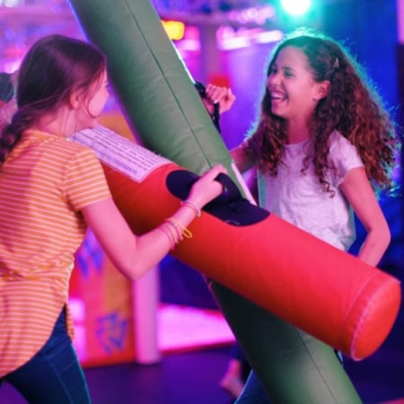 URBAN AIR ADVENTURE PARK | A family or group event at Urban Air is an unforgettable experience