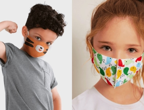 LOVE YOUR FAMILY & THOSE AROUND YOU…  DIY Facemasks.