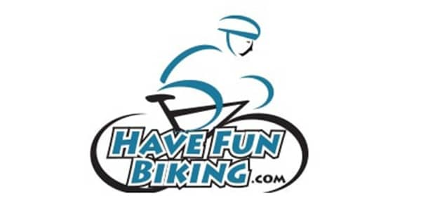 Have Fun Biking logo