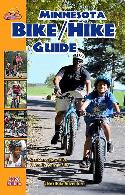 Minnesota Bike & Hike Guide cover