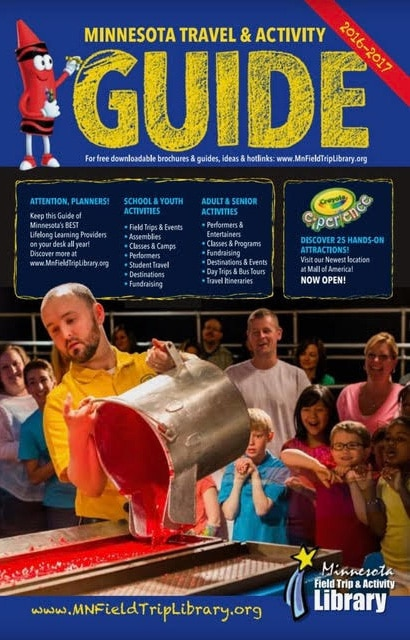 Minnesota Field Trip Guide cover