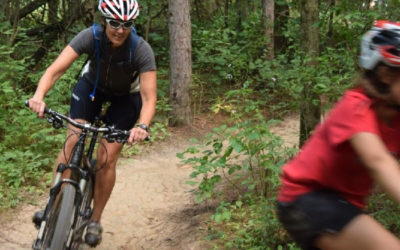 Ride your bike around Brainerd Lakes Area and discover northern fun