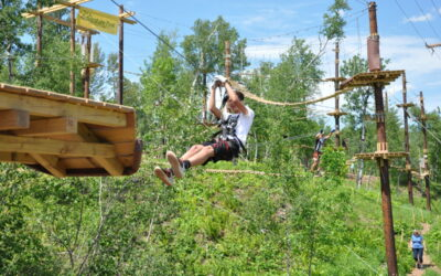 NORTH SHORE ADVENTURE PARK | Outdoor Student Experiences on the North Shore
