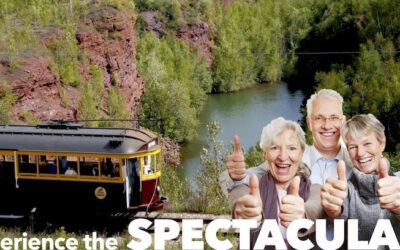 """IRON RANGE TOURISM 