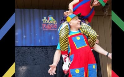 A TOUCH OF MAGIC ENTERTAINMENT | Belly Laughs for Everyone with Our Covid-Compliant Comedy Shows for Kids of ALL AGES!!!