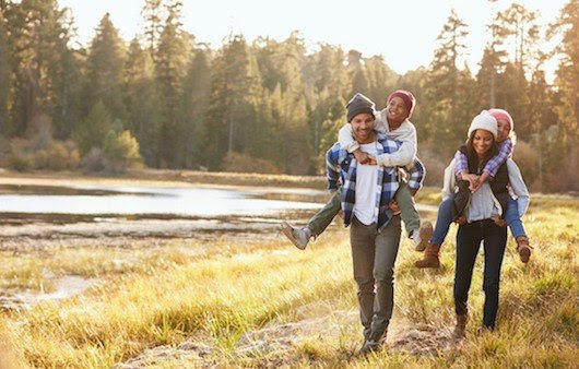 5 BENEFITS OF SPENDING TIME IN NATURE