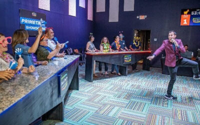 GAME SHOW BATTLE ROOMS | Team Building Can Be the Game Show!