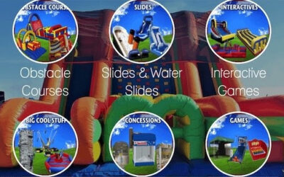 USA INFLATABLES   We Bring The FUN to Your Events!