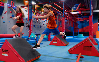 CONQUER NINJA GYMS | Parent's Day Out